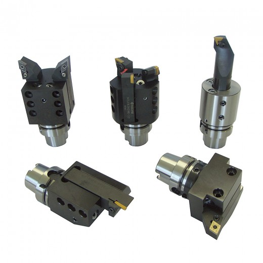 特殊ツール : 複合加工機用旋削ツール