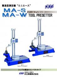 Tool presetter MA-S/MA-W